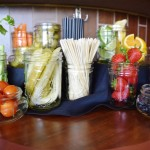 Bloody Mary/Mimosa Bar