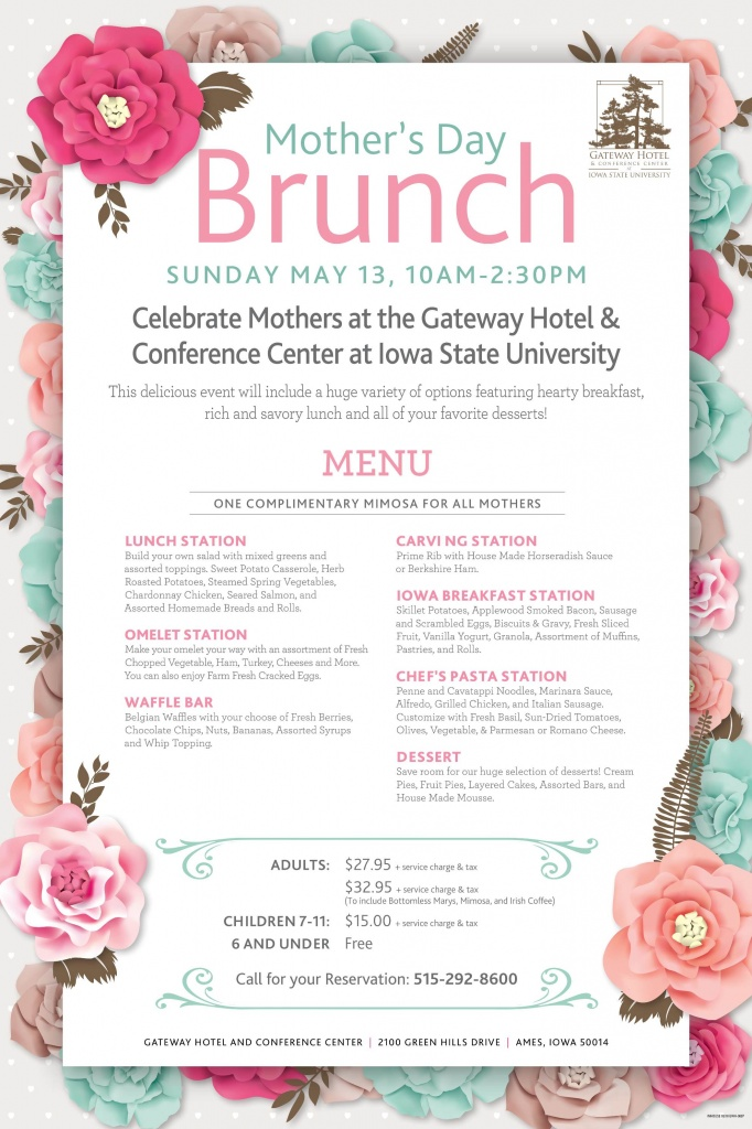 GWH-003P 24X36 MOTHERS DAY BRUNCH POSTER - 2018-v2- web
